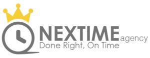 Logo nextime agency